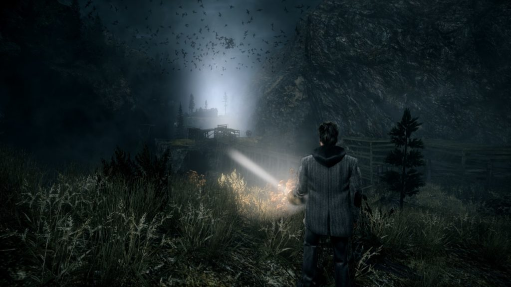 Свет укажет вам путь даже в кромешной темноте