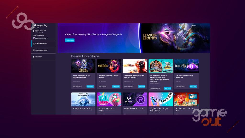Как получить Prime Gaming в 2021 году