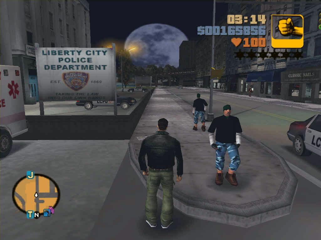 GTA Топ игр с открытым миром