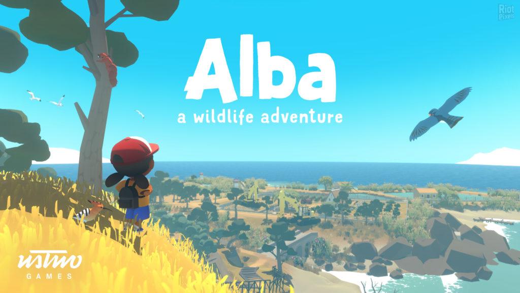 Alba топ игр с открытым миром
