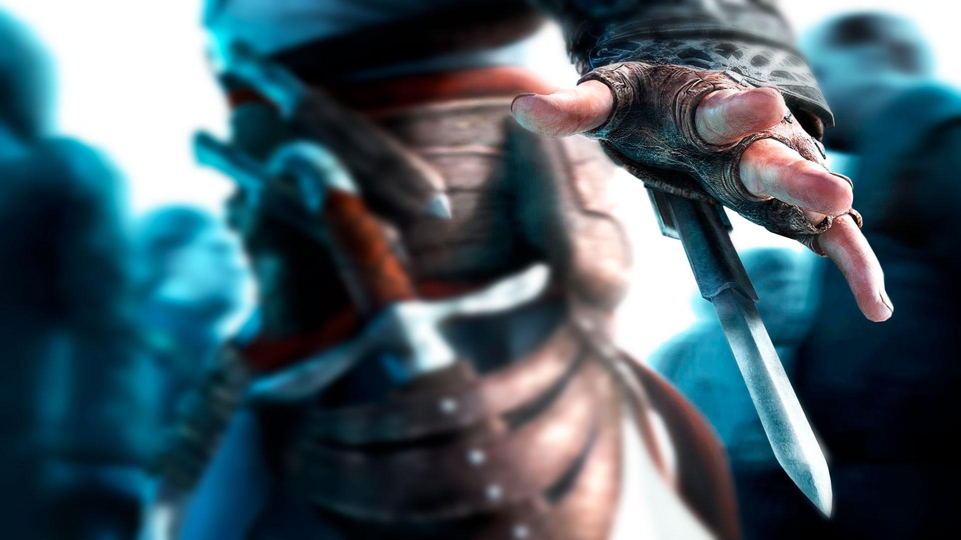 Топ оружие скрытый клинок Assassin Creed
