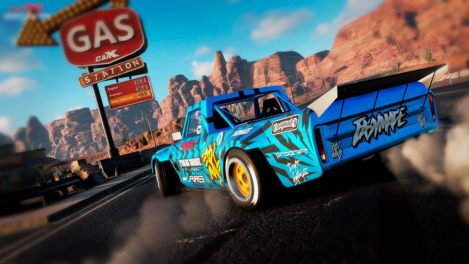 CarX Drift Racing Online дрифт на диком западе