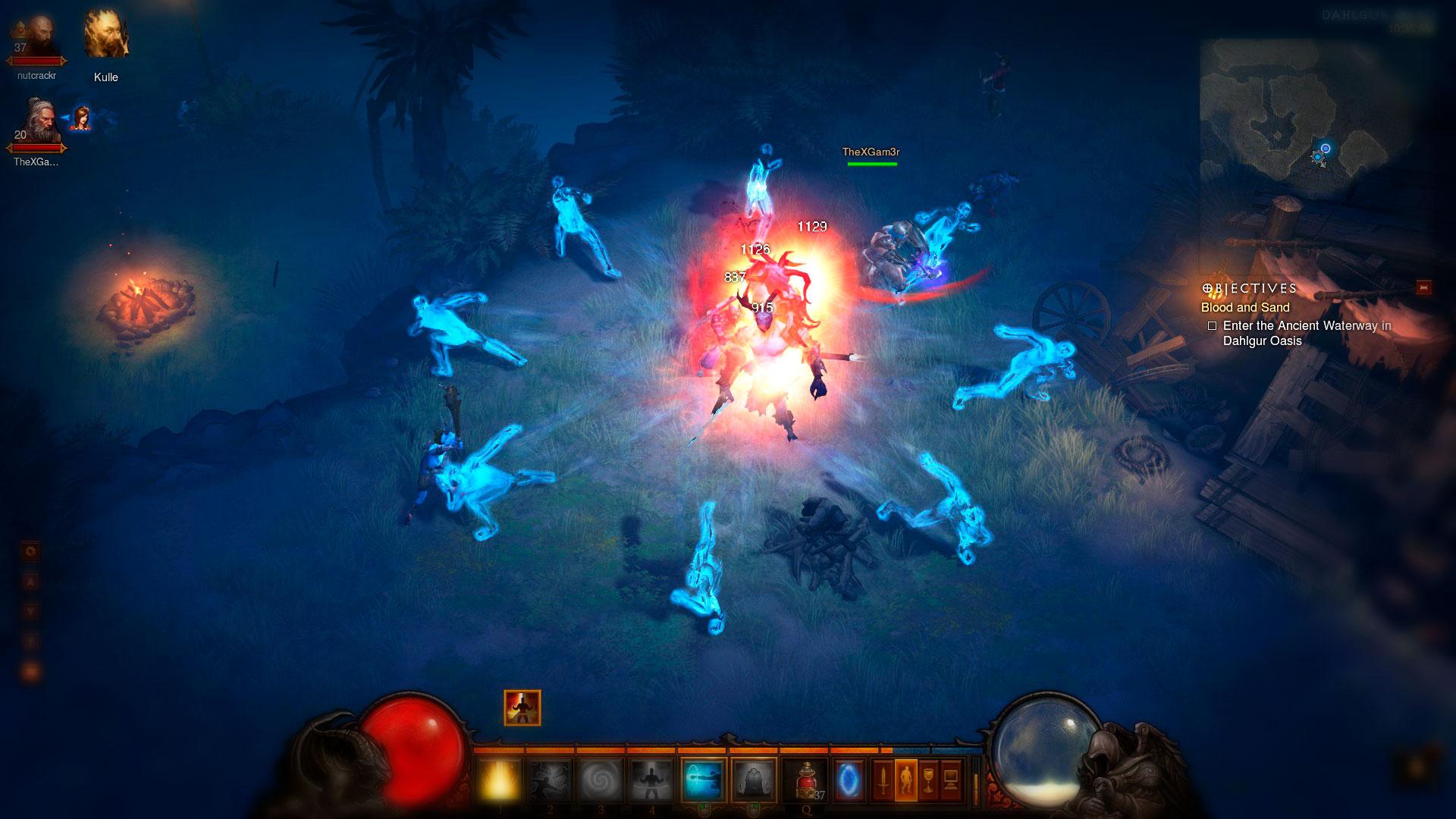 Diablo 3 рпг и hack and slash