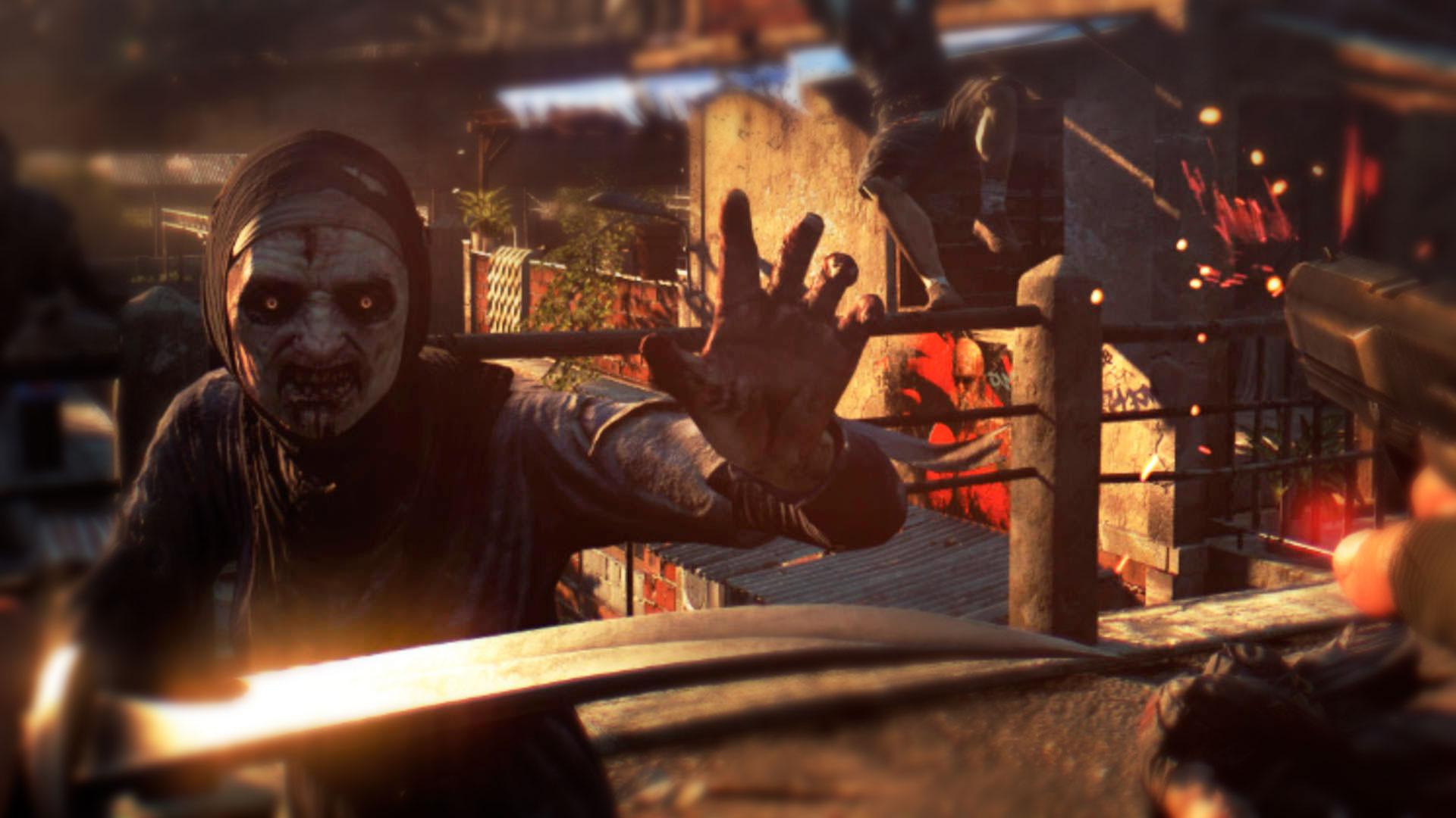 Зомби в Даинг Лайт