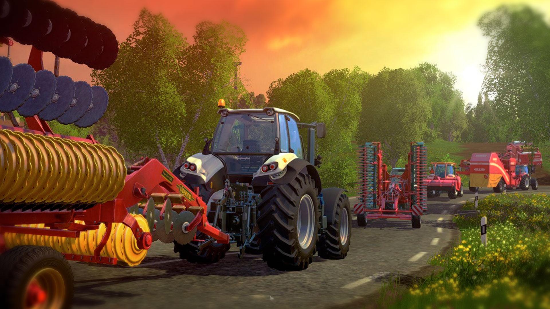 Симулятор фермы