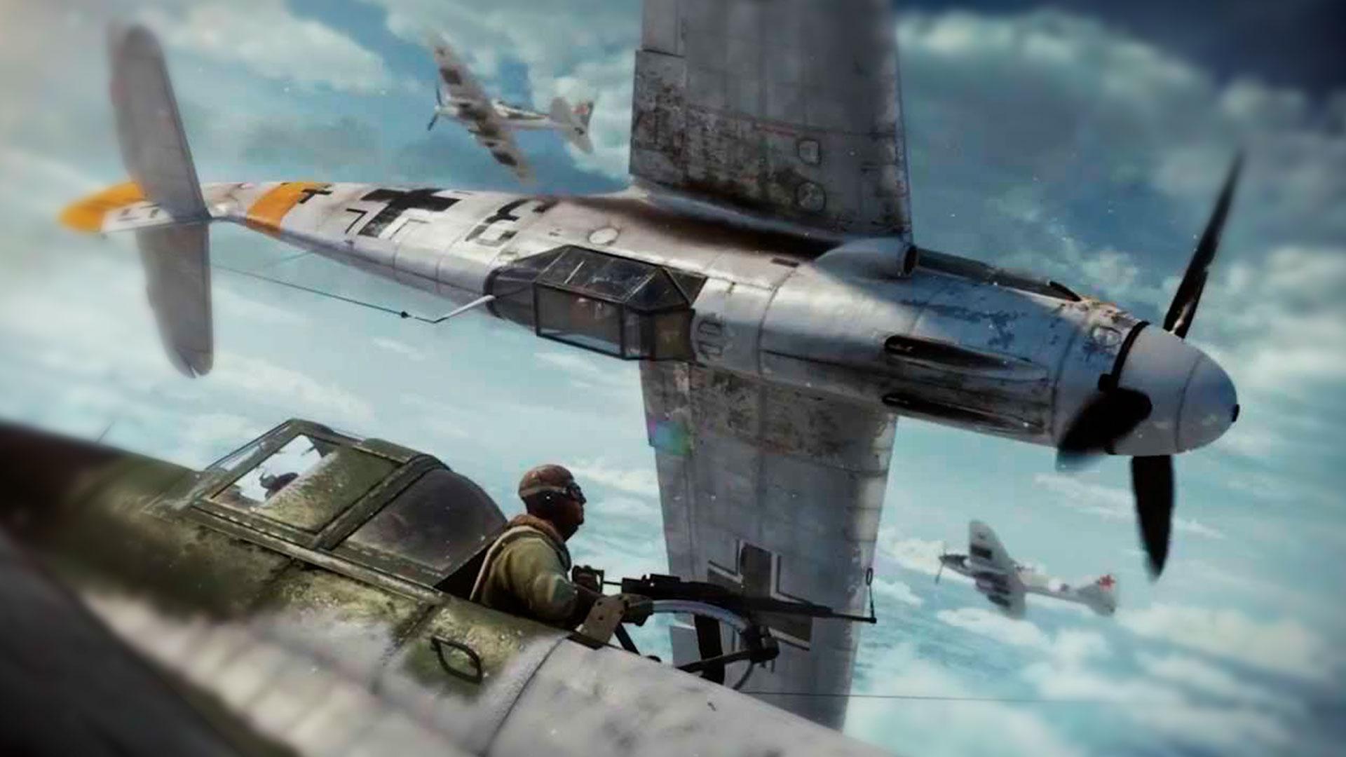 Война в воздухе и вторая мировая