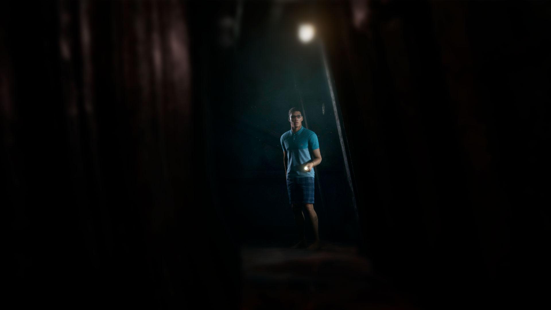 Man of Medan поиск товарища во тьме
