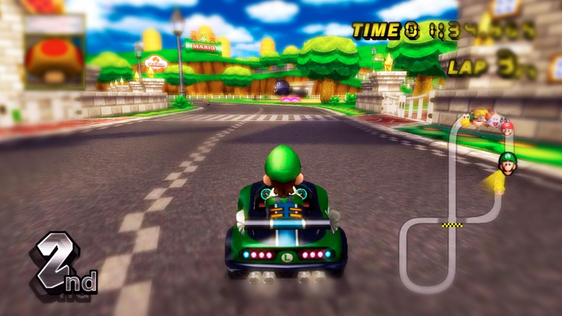 Mario Kart Wii одна из самых продаваемых игр