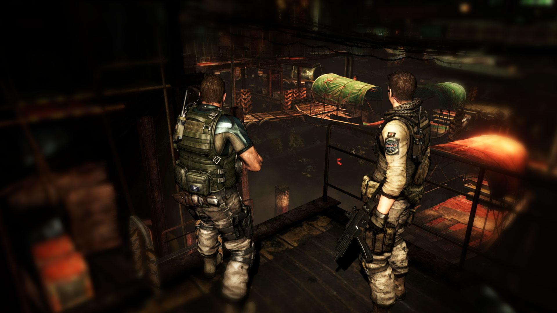 Изнанка мира Resident Evil