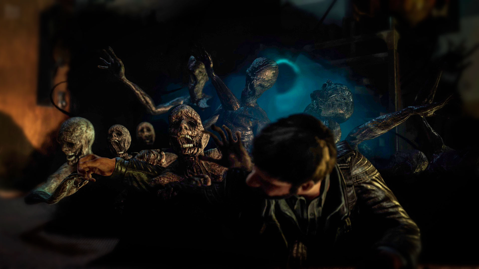 Song of Horror игра в жанре Хоррор