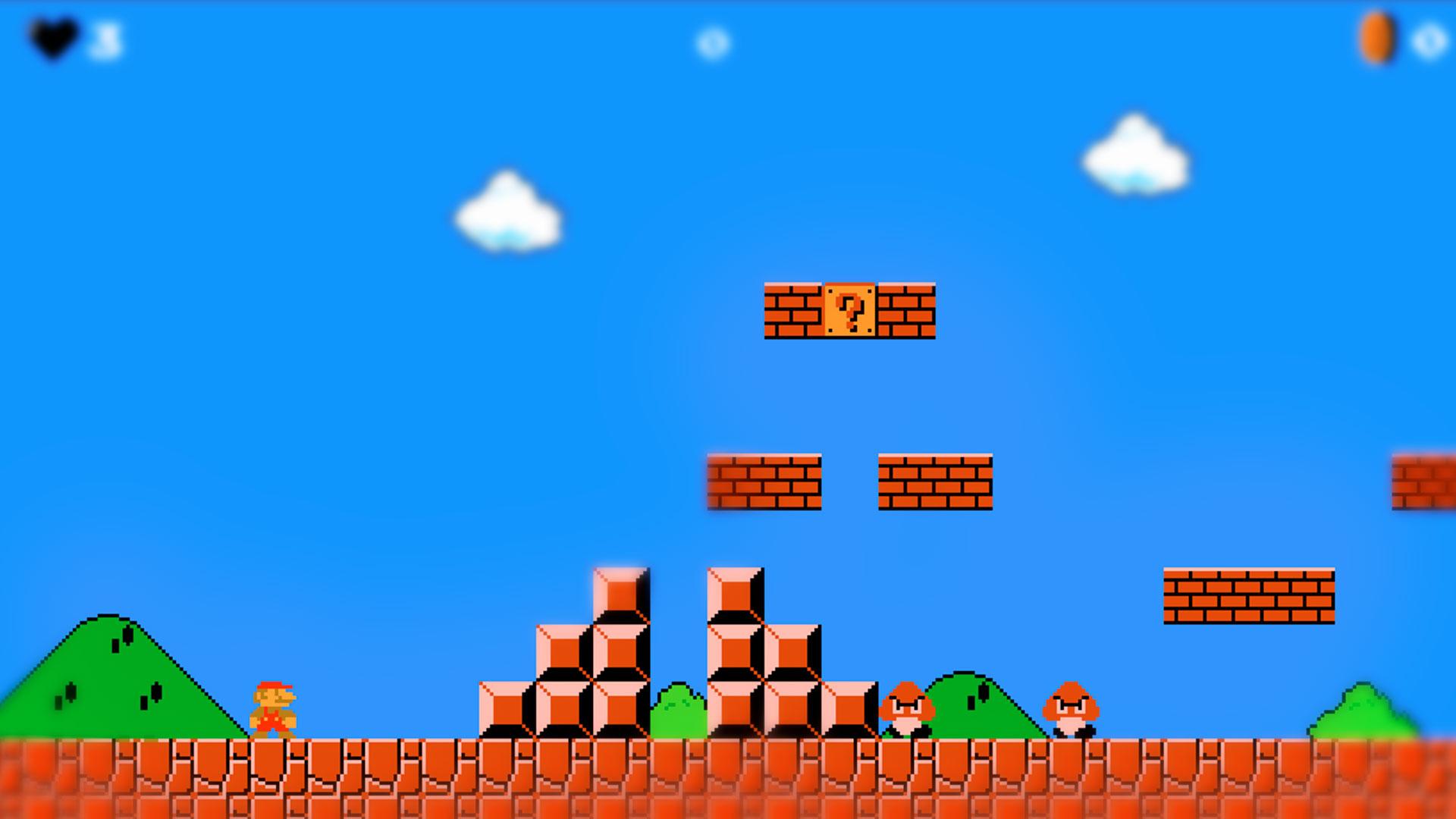 Super Mario продажи