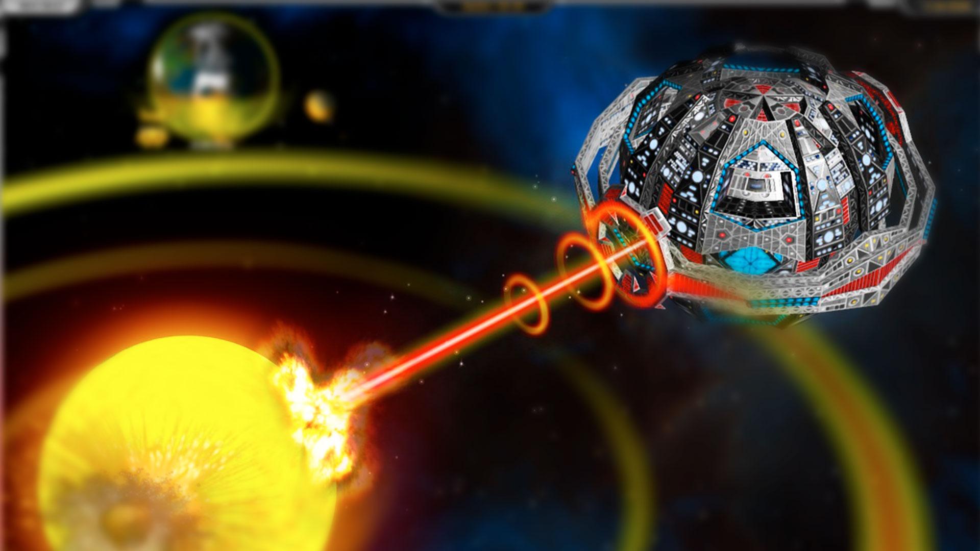 Terror Stars из цивилизации галактик