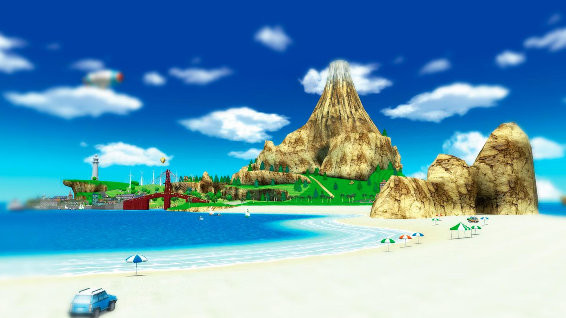 Wii Sports Resort продажи