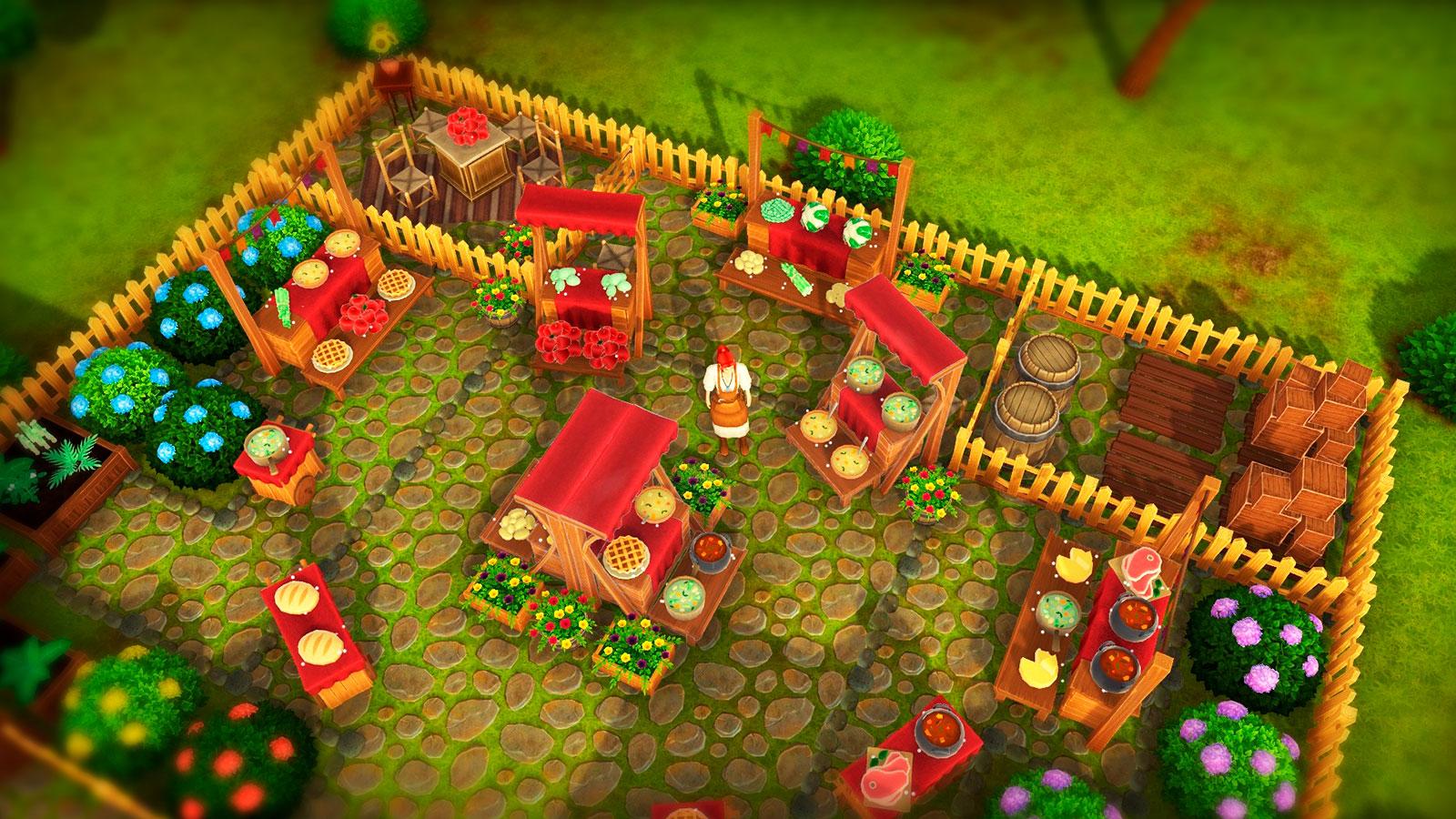Winkeltje: The Little Shop ферма