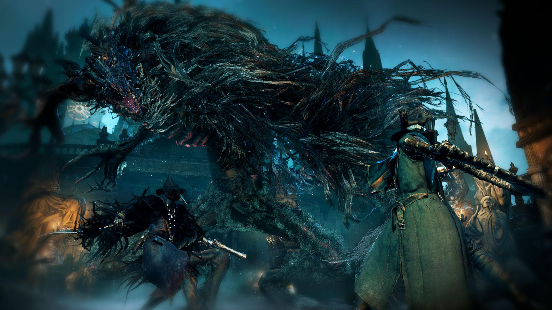 Bloodborne и монстры