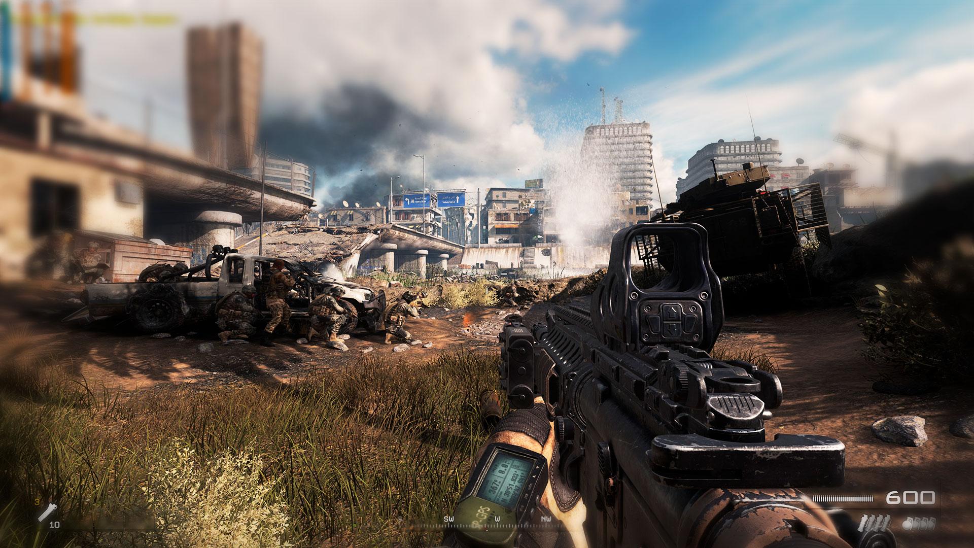 Call of Duty и война вокруг