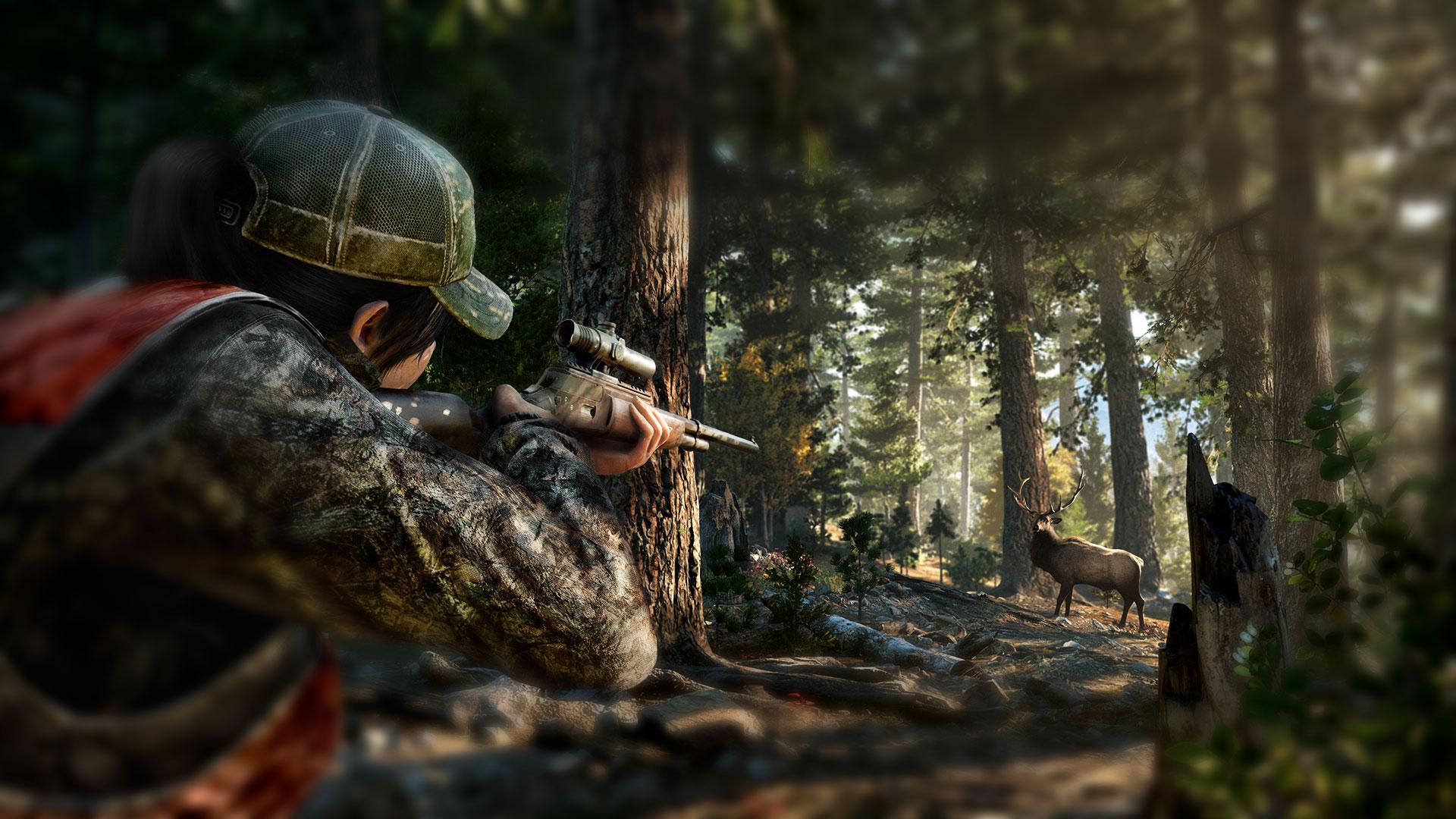 Far Cry 5 и охота
