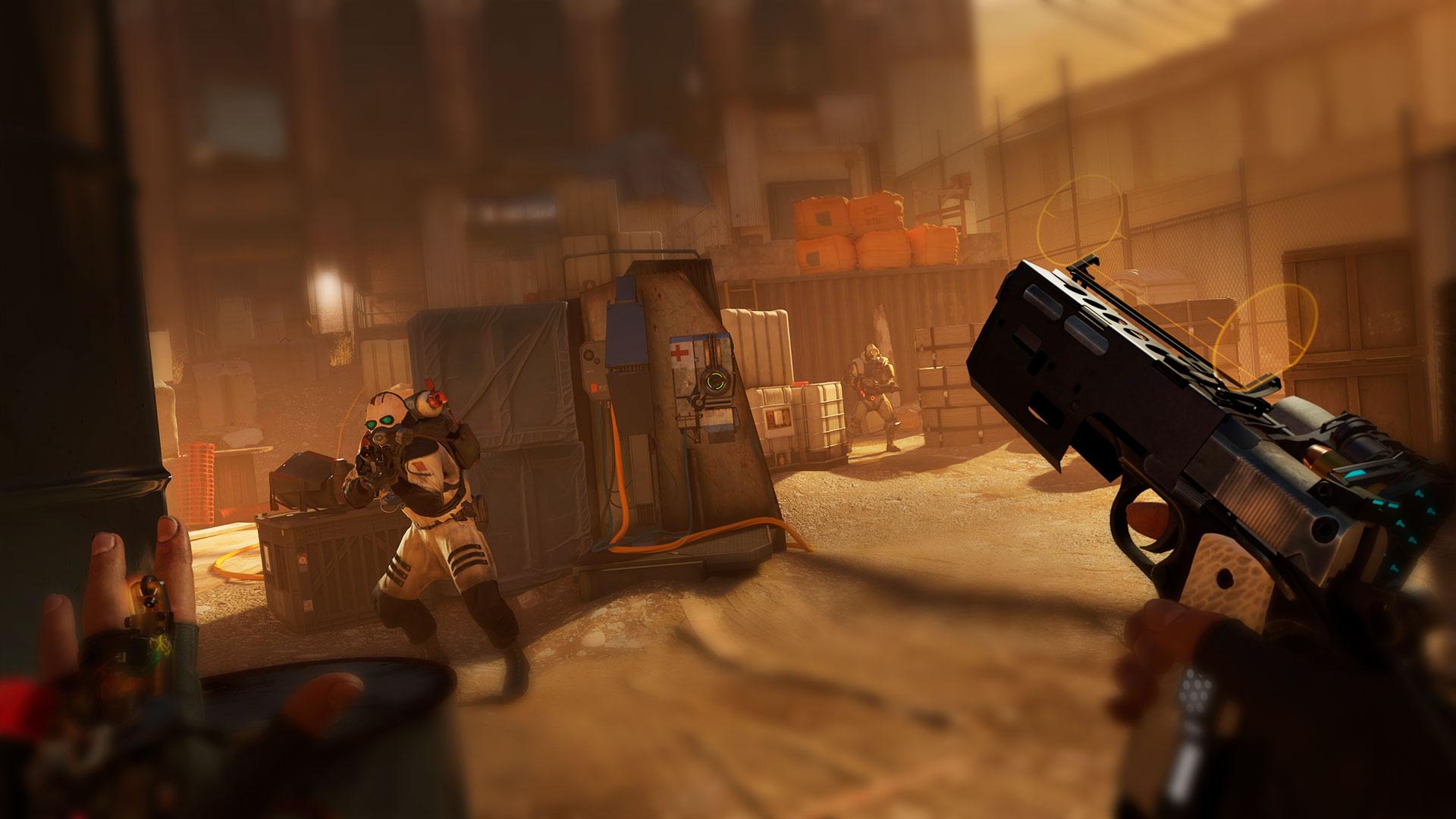 Half-Life action-shooter