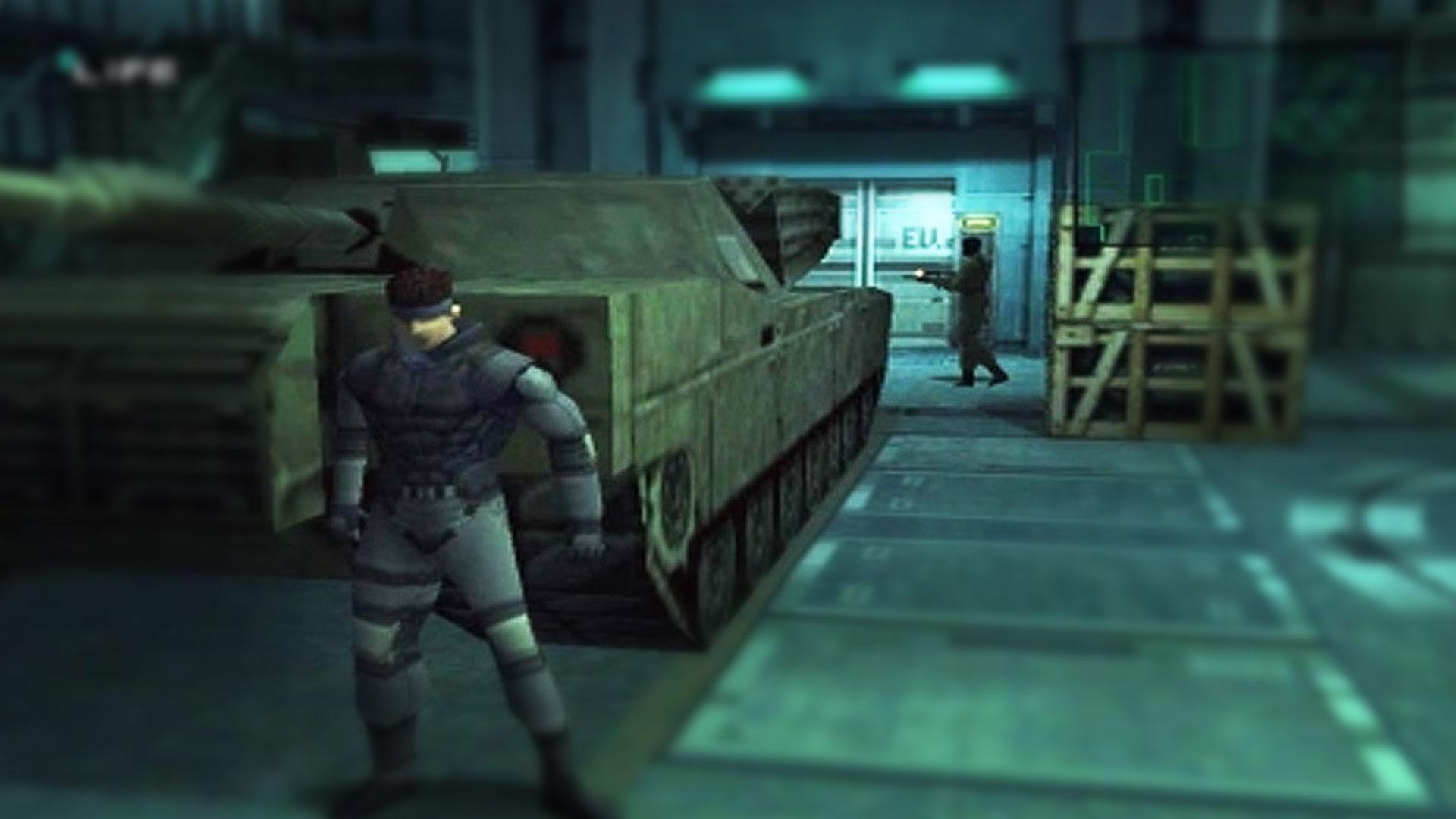 Metal Gear Solid сюжет в шутере