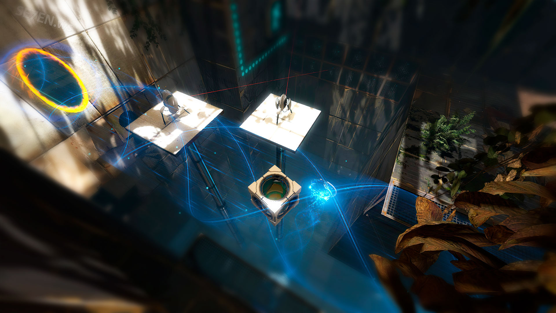 Portal и активные головоломки