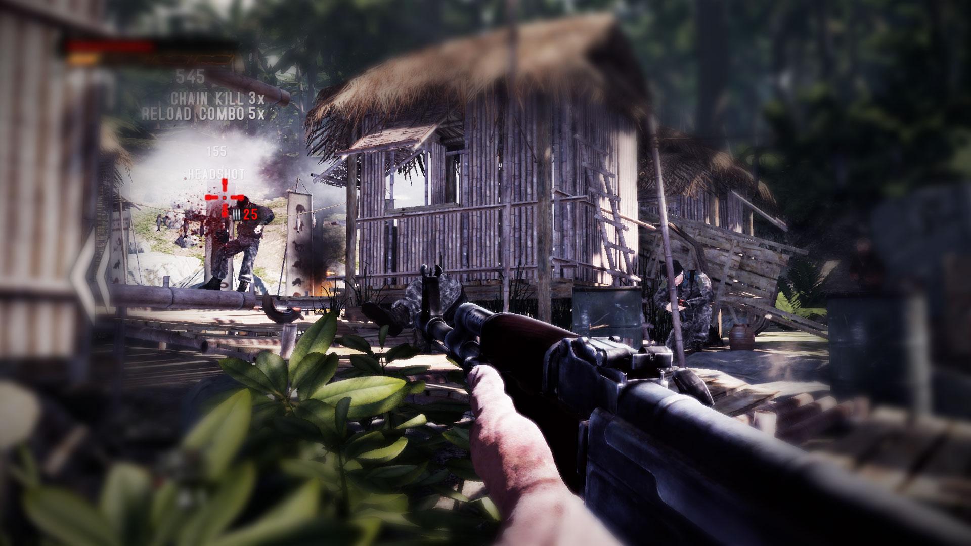 Rambo худшая геймизация фильма