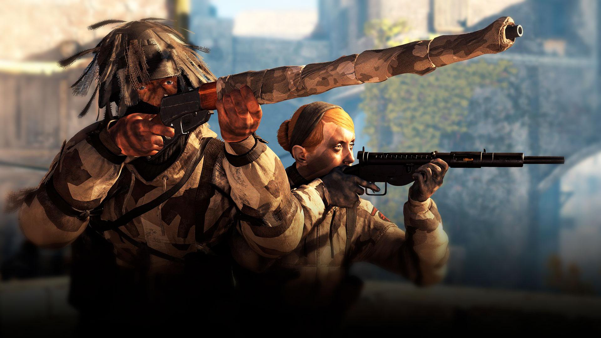 Sniper Elite