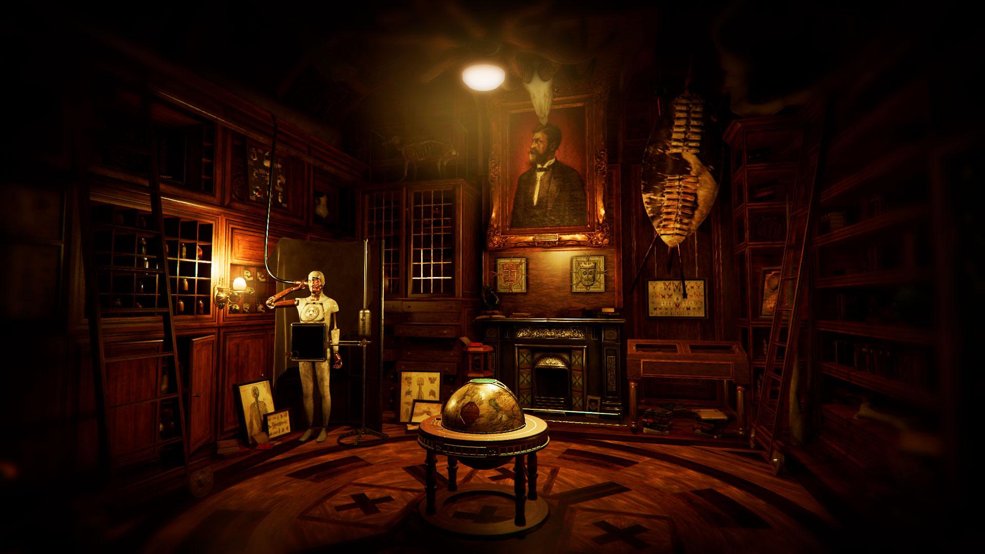 The Room 4 Old Sins и поиск истины