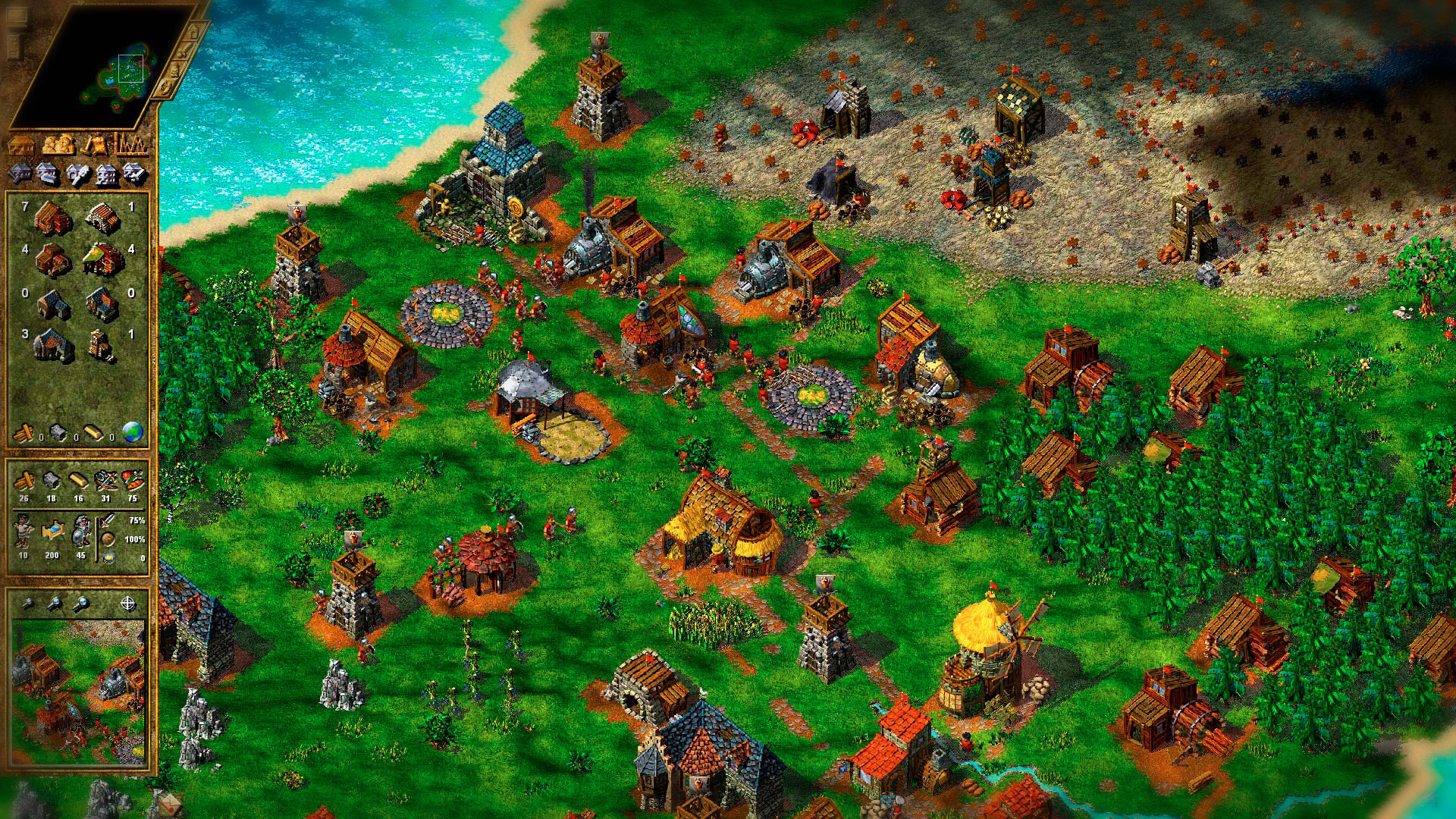 The Settlers 4: History Edition