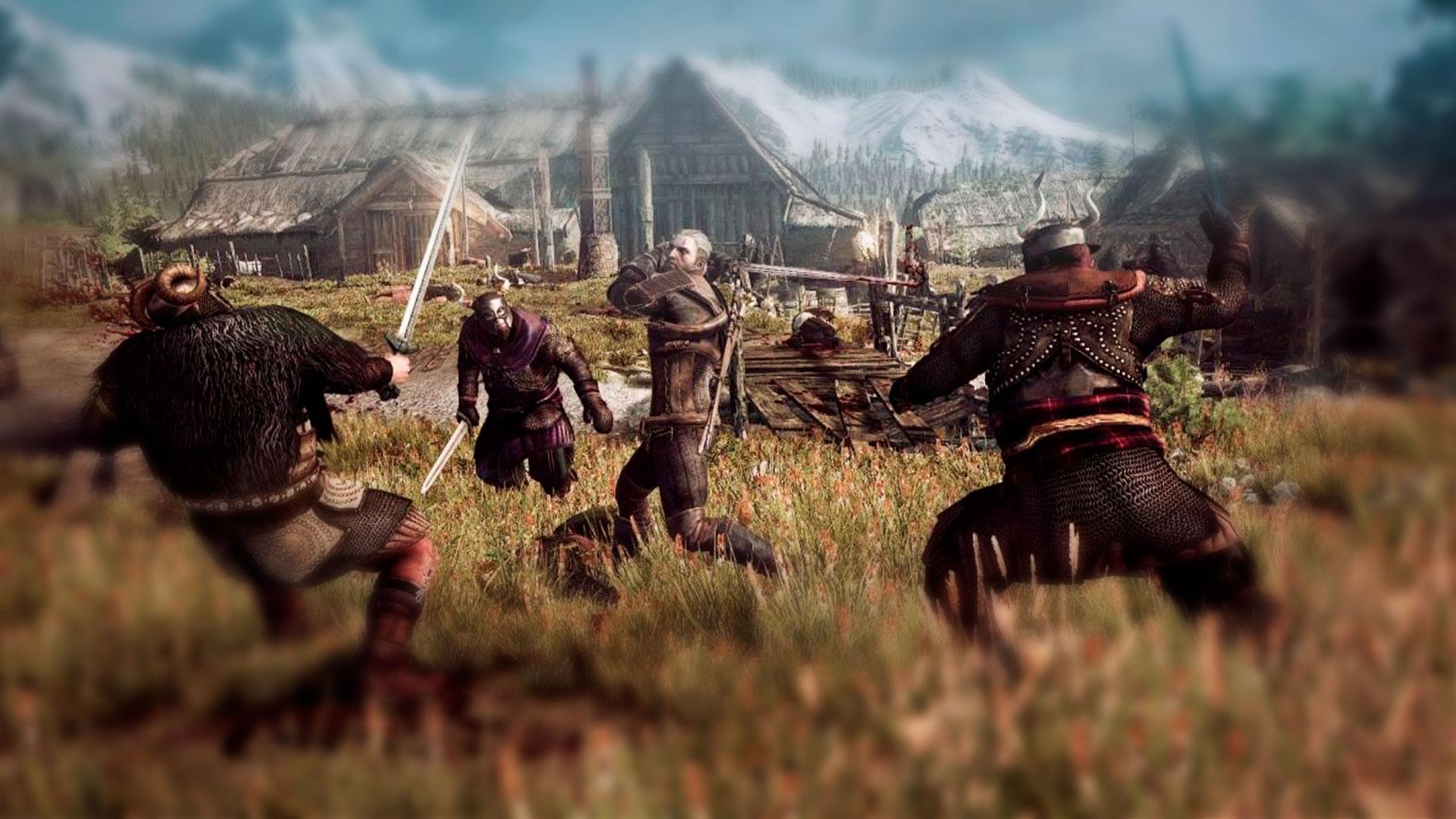 Сражения в Ведьмаке