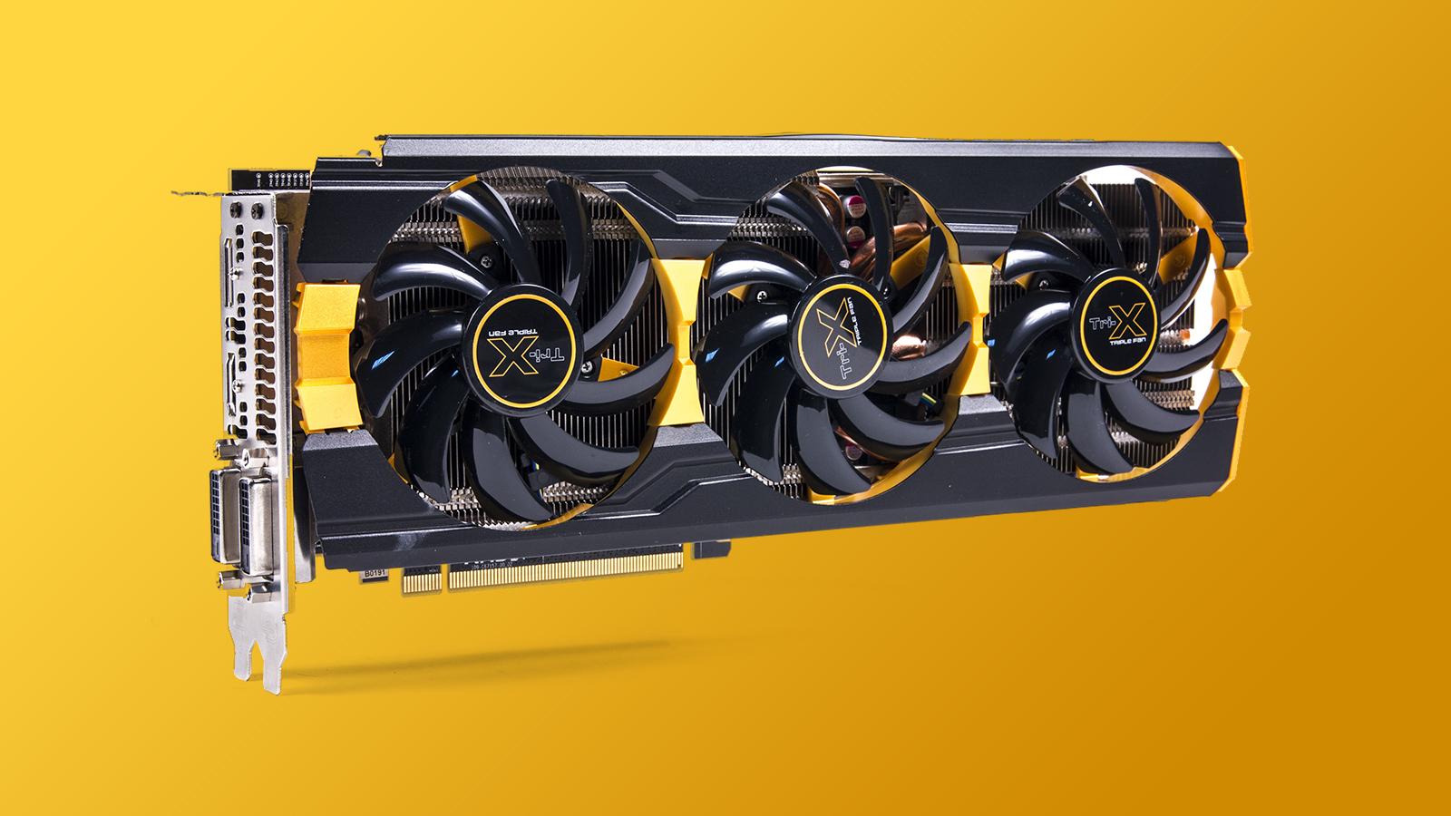 AMD Radeon R9 290X 4Gb