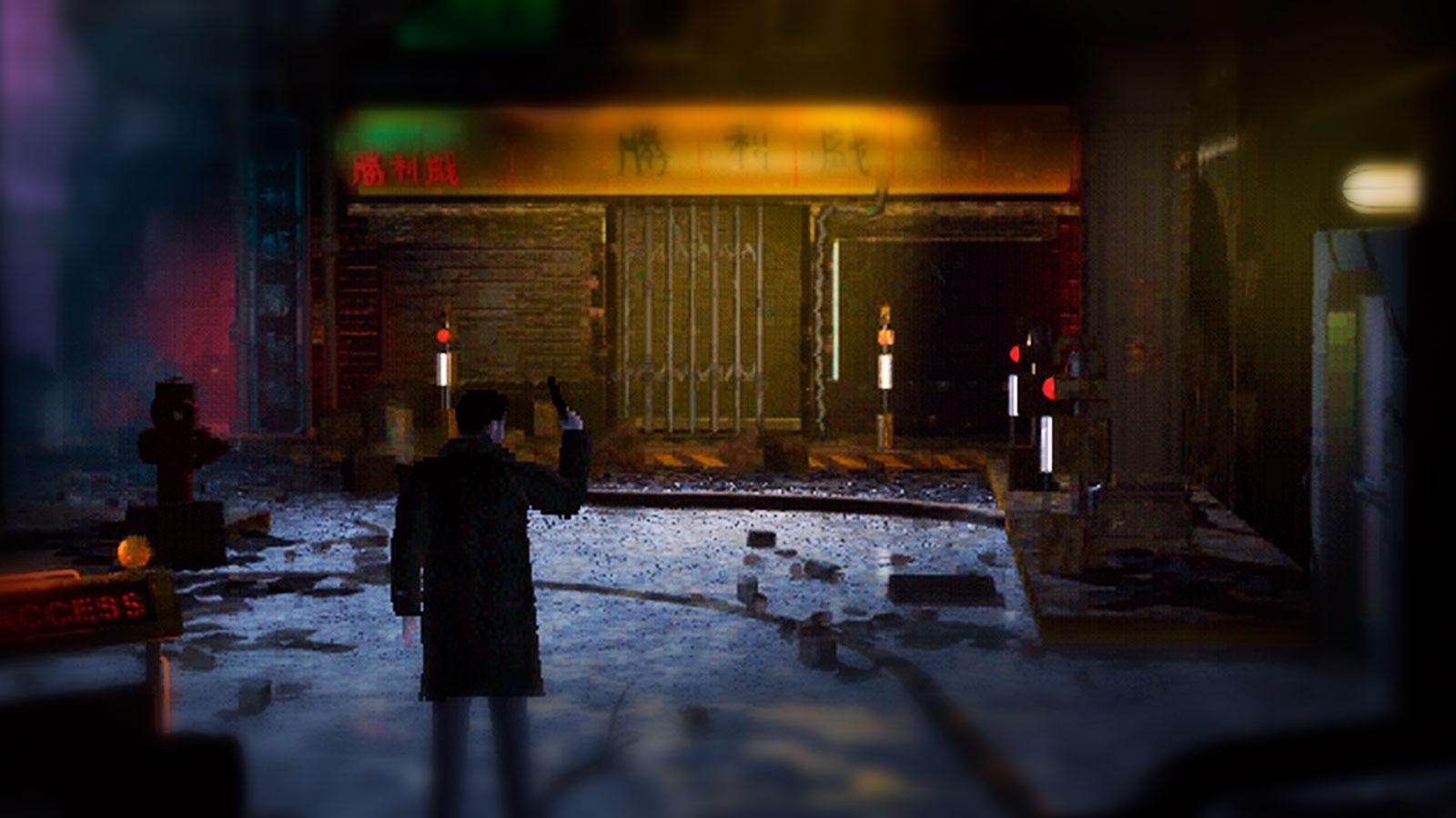 Blade Runner и детективная история
