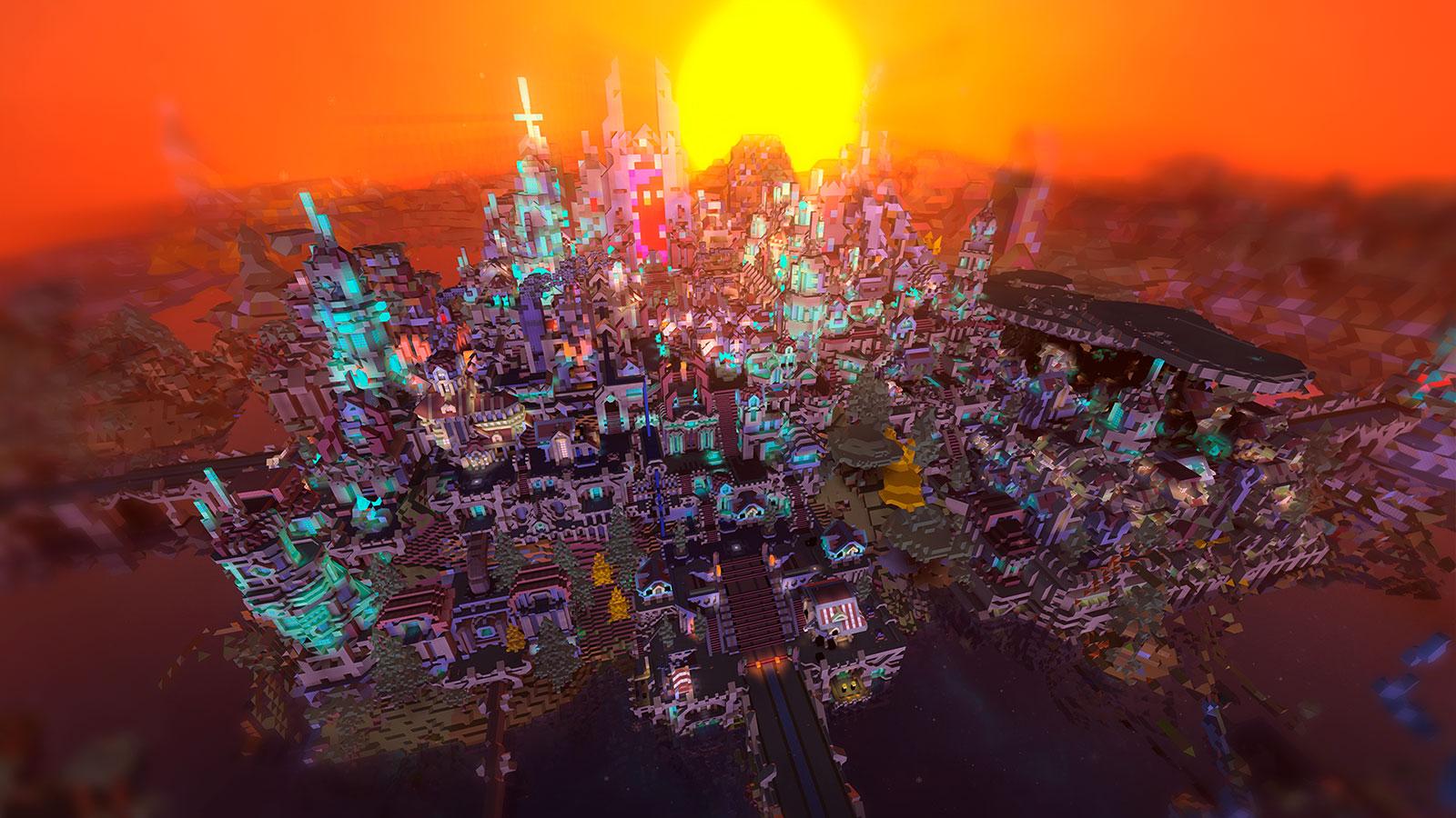 Boundless скриншот из игры