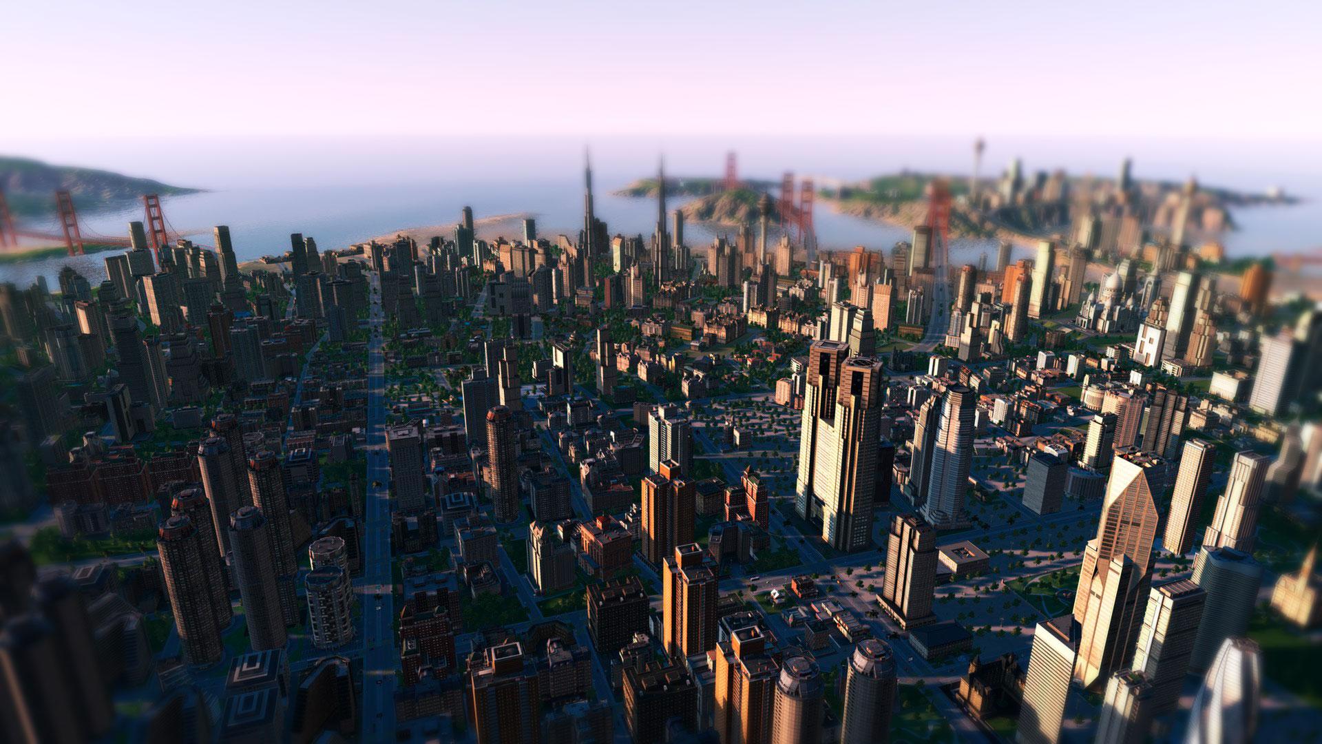 Cities XL экономика в городе