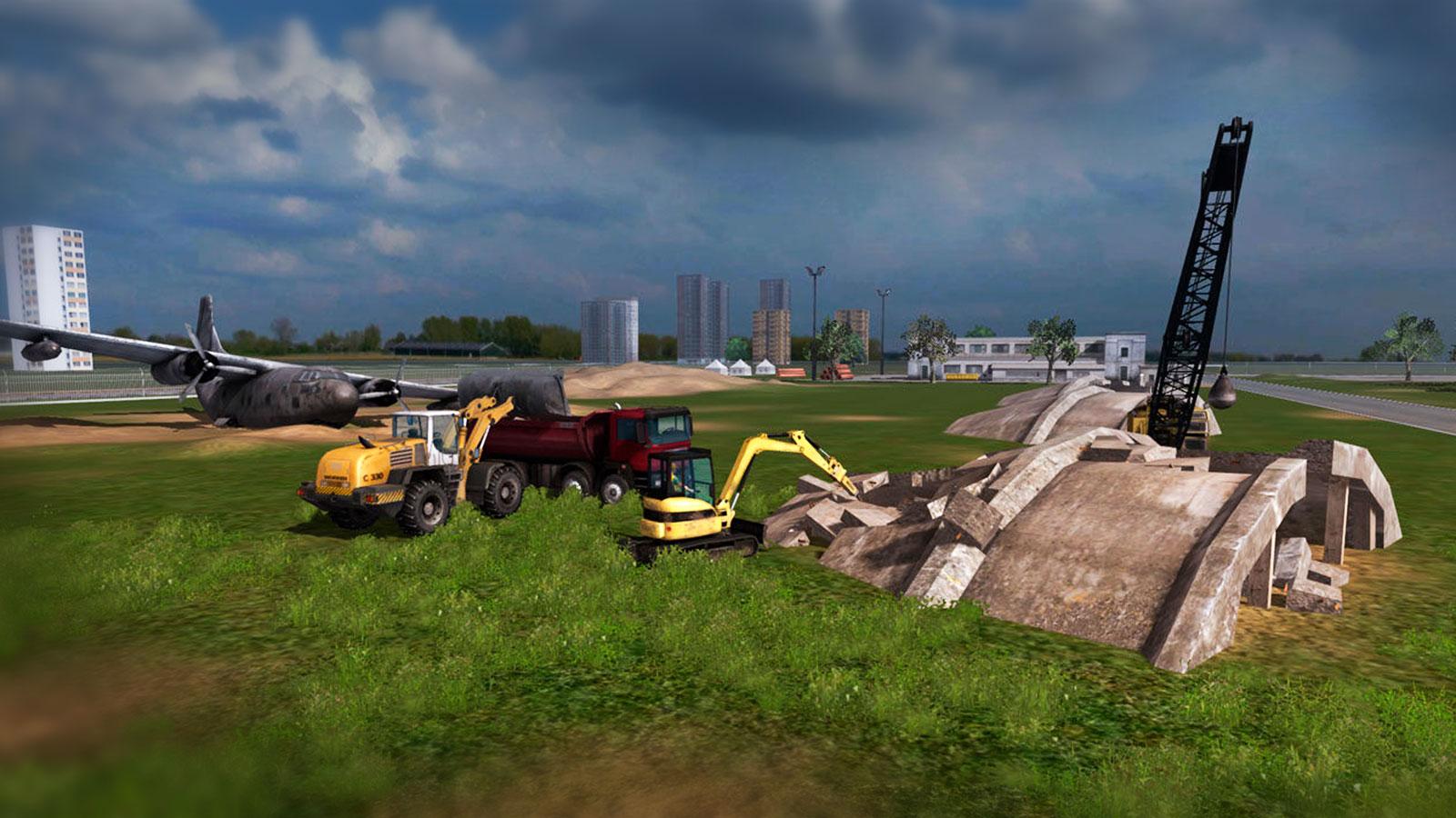 Demolition Company скриншот из игры