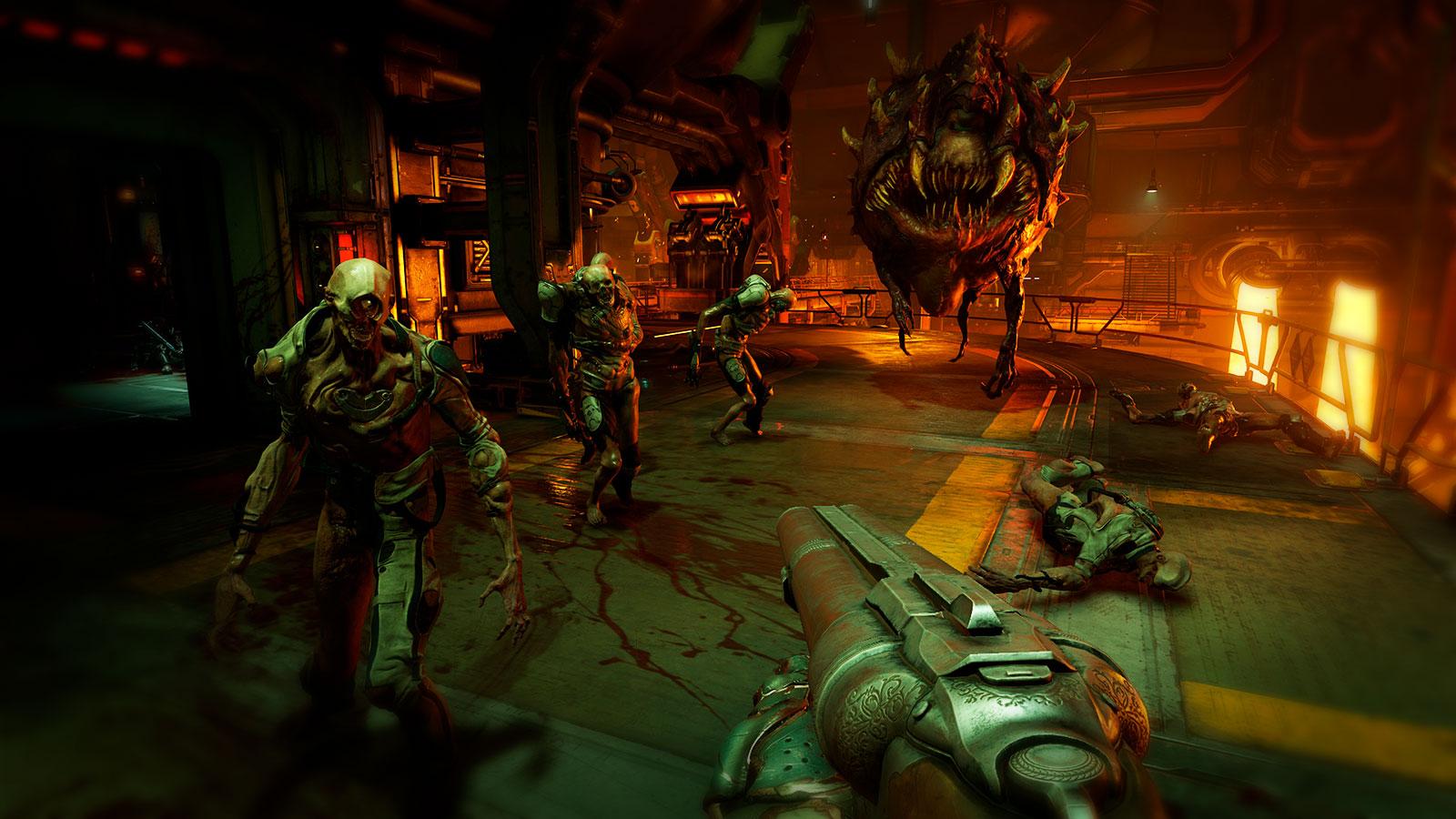 Doom игра на Xbox