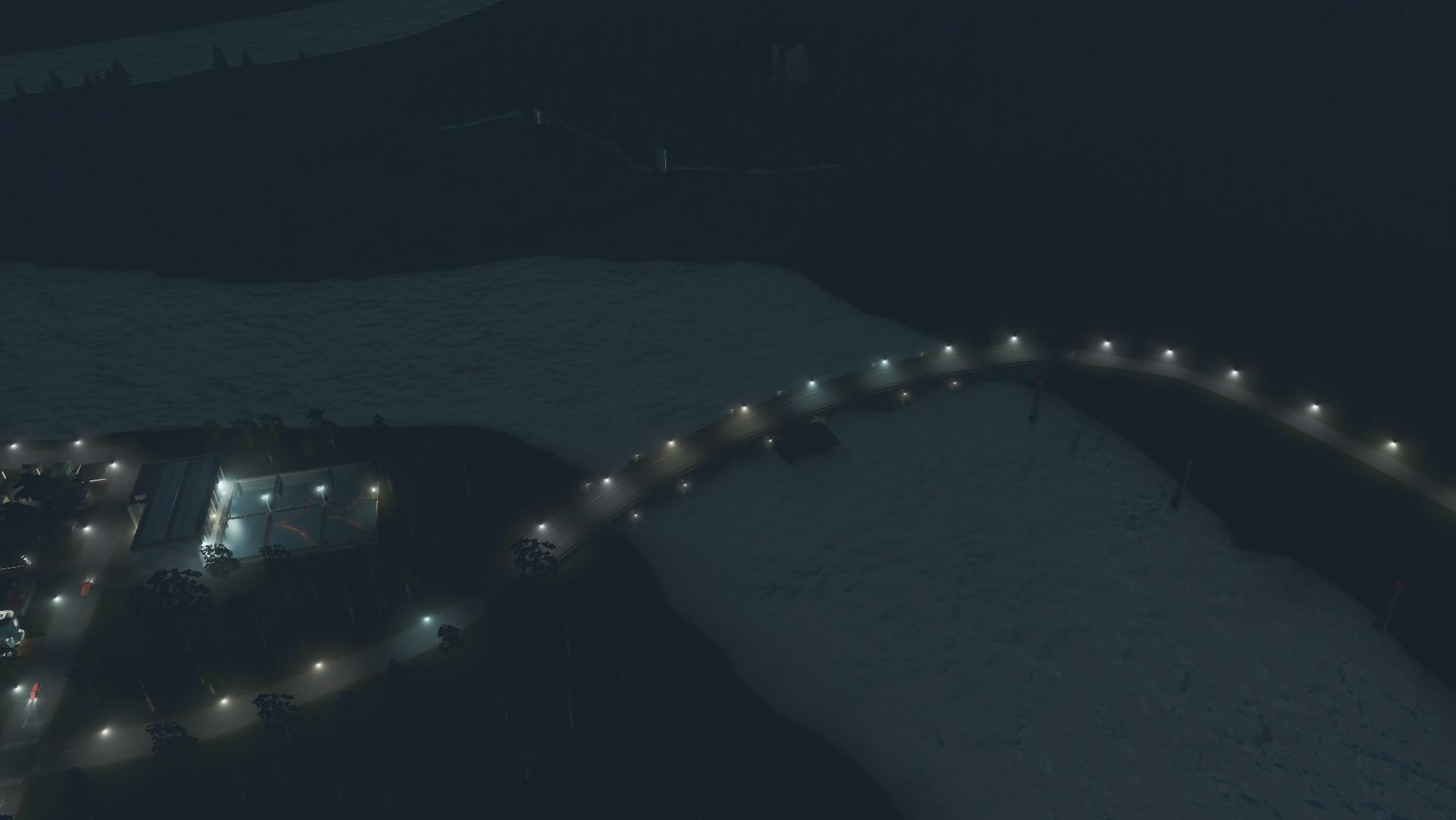 Построить выгодную дамбу cities skyline мбу