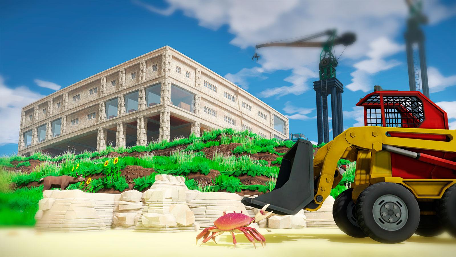 Eco скриншот из игры