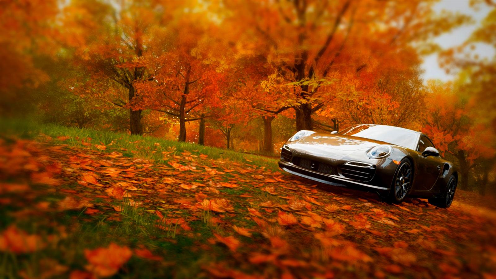 Forza Horizon для Xbox