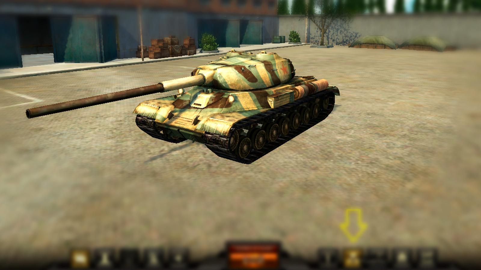 Ground War Tanks скриншот