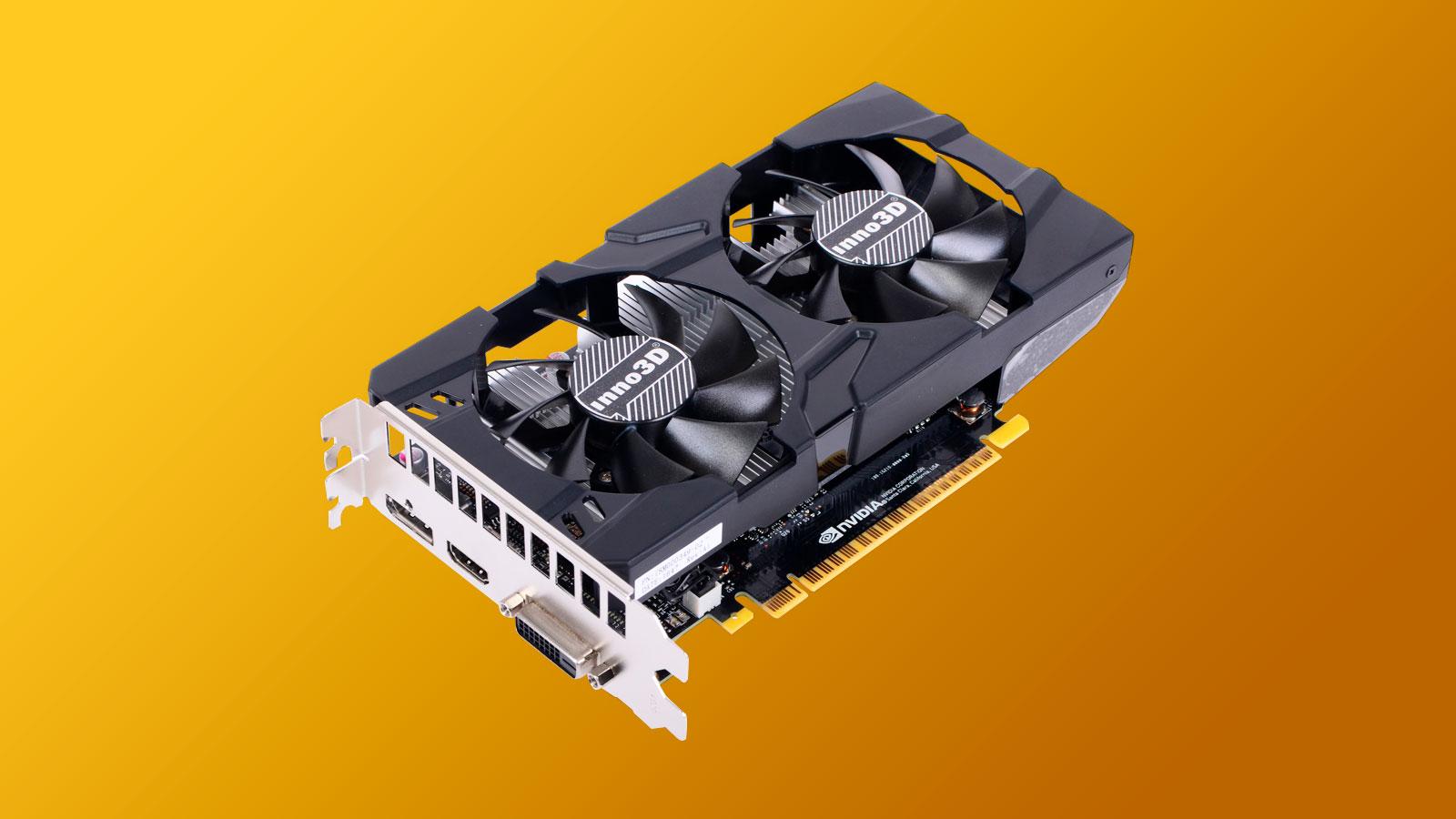 Inno3D GeForce GTX 1050 Ti