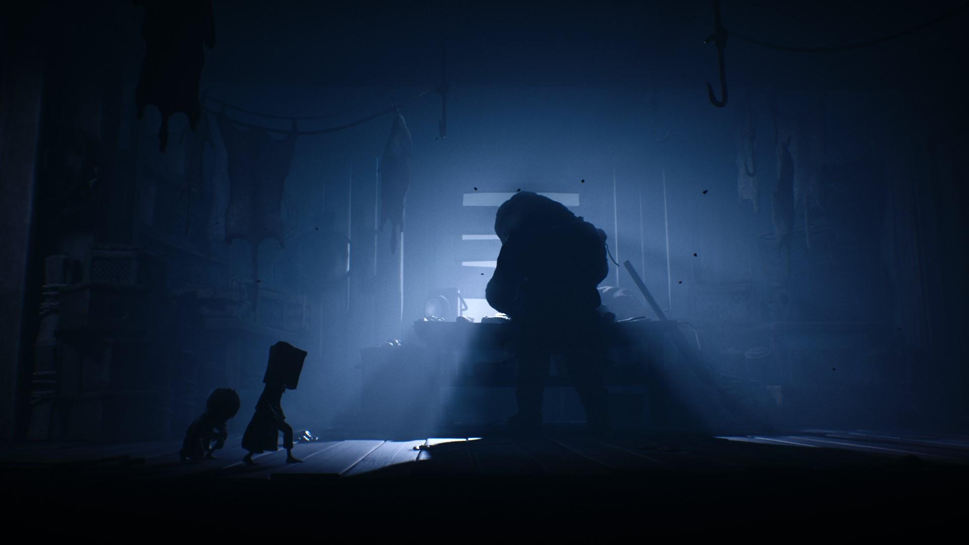Моно настоящий герой Little Nightmares 2
