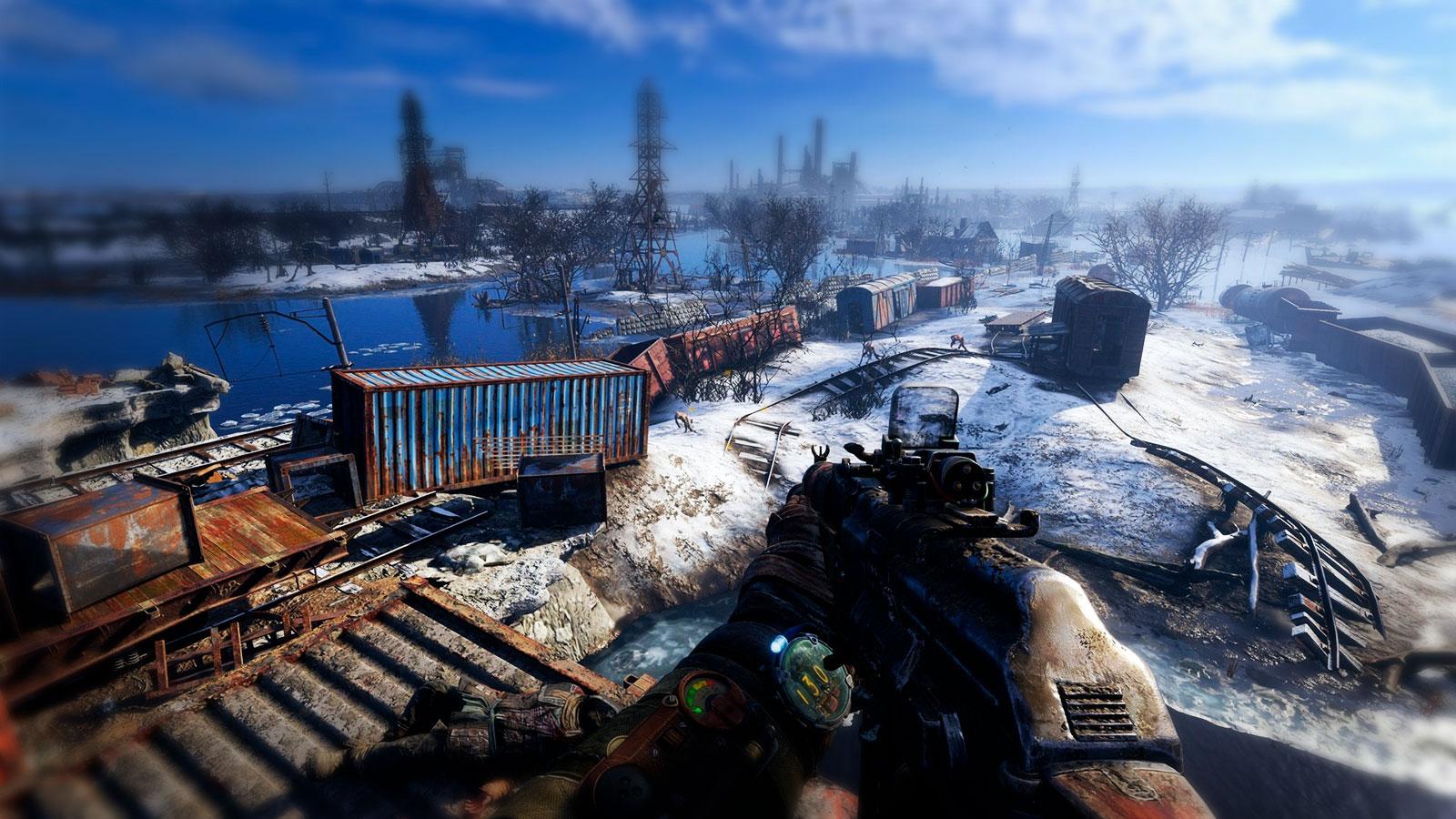 Metro Exodus для Xbox