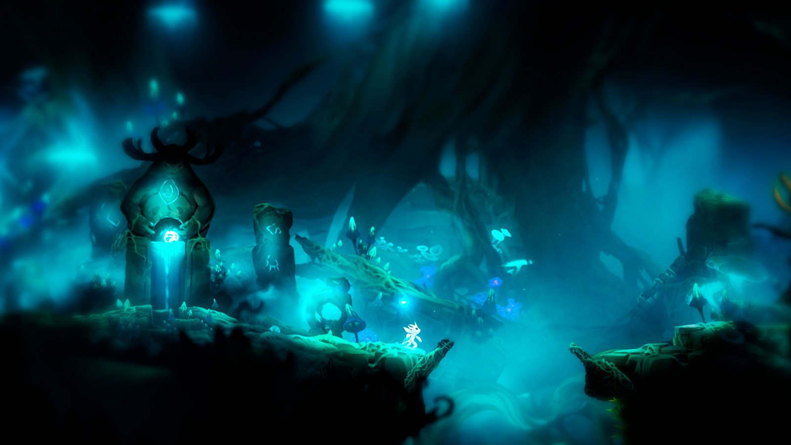 Ori and the Blind Forest для Xbox