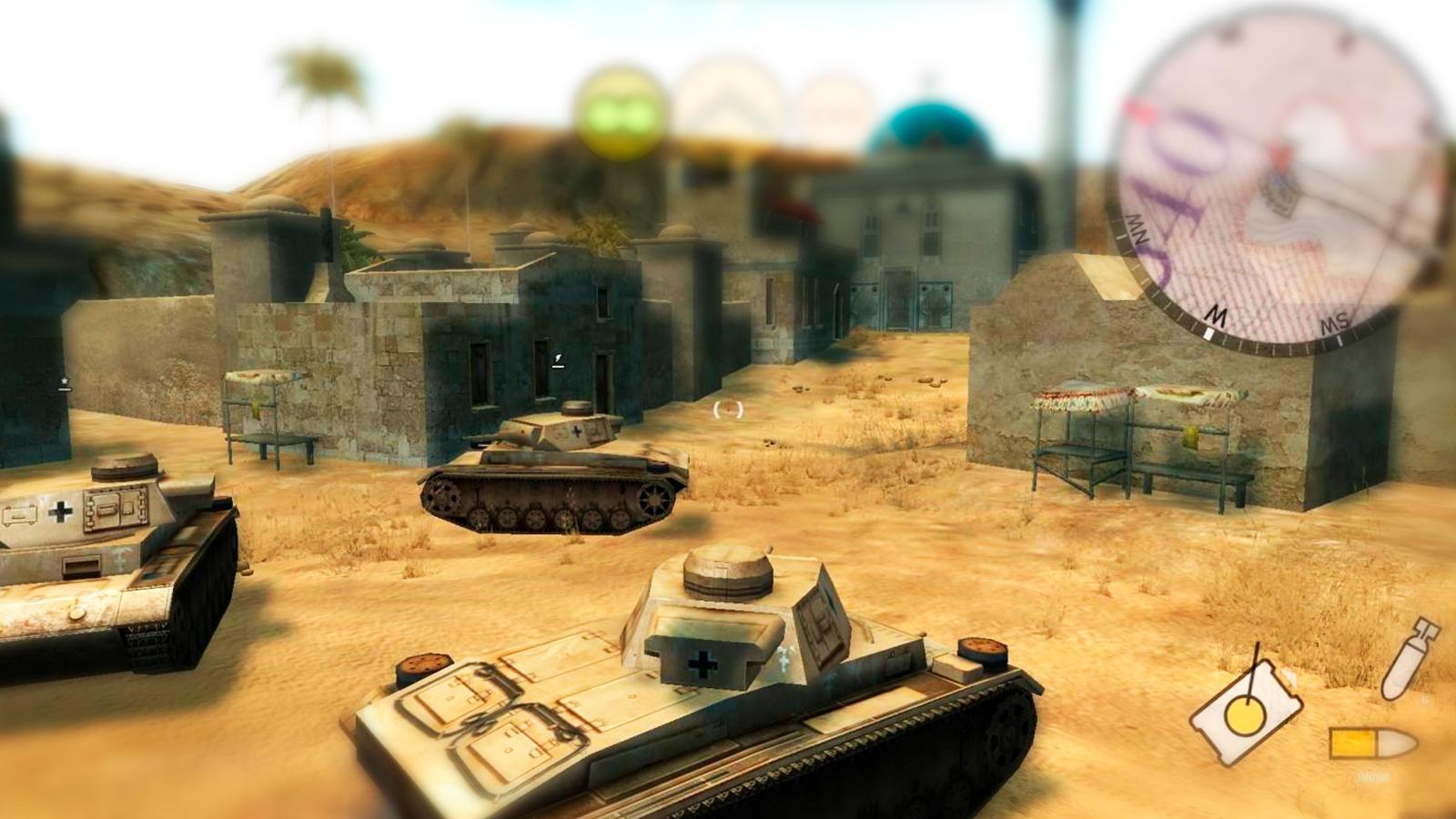 скриншот Panzer Elite Action Gold Edition