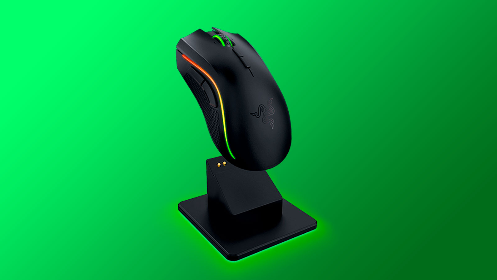 Razer Mamba Wireless Black