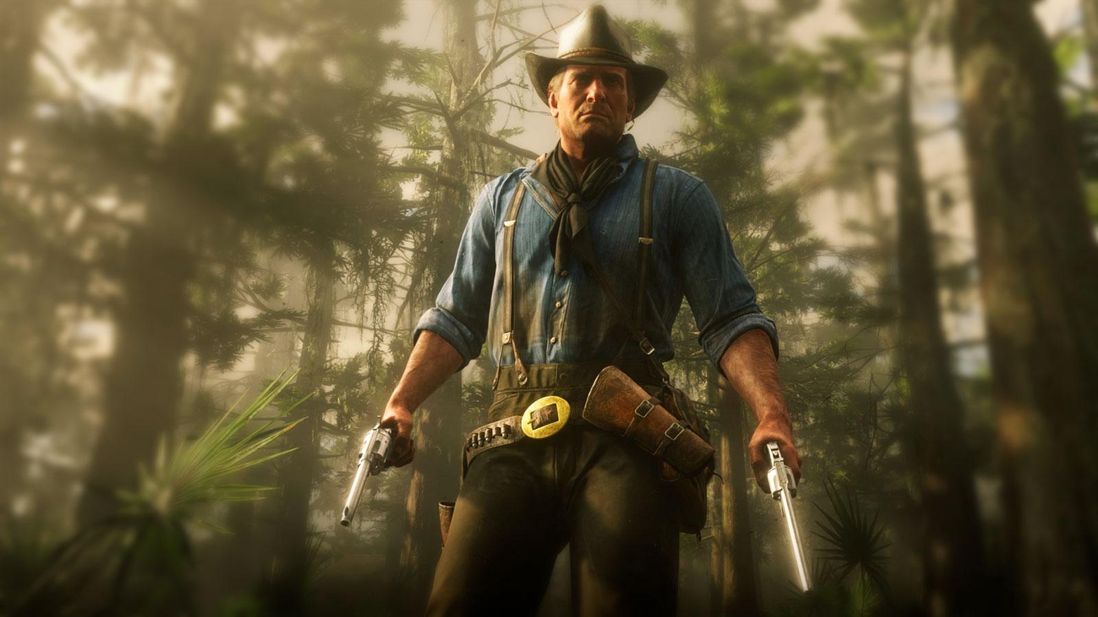 Red Dead Redemption 2 для Xbox