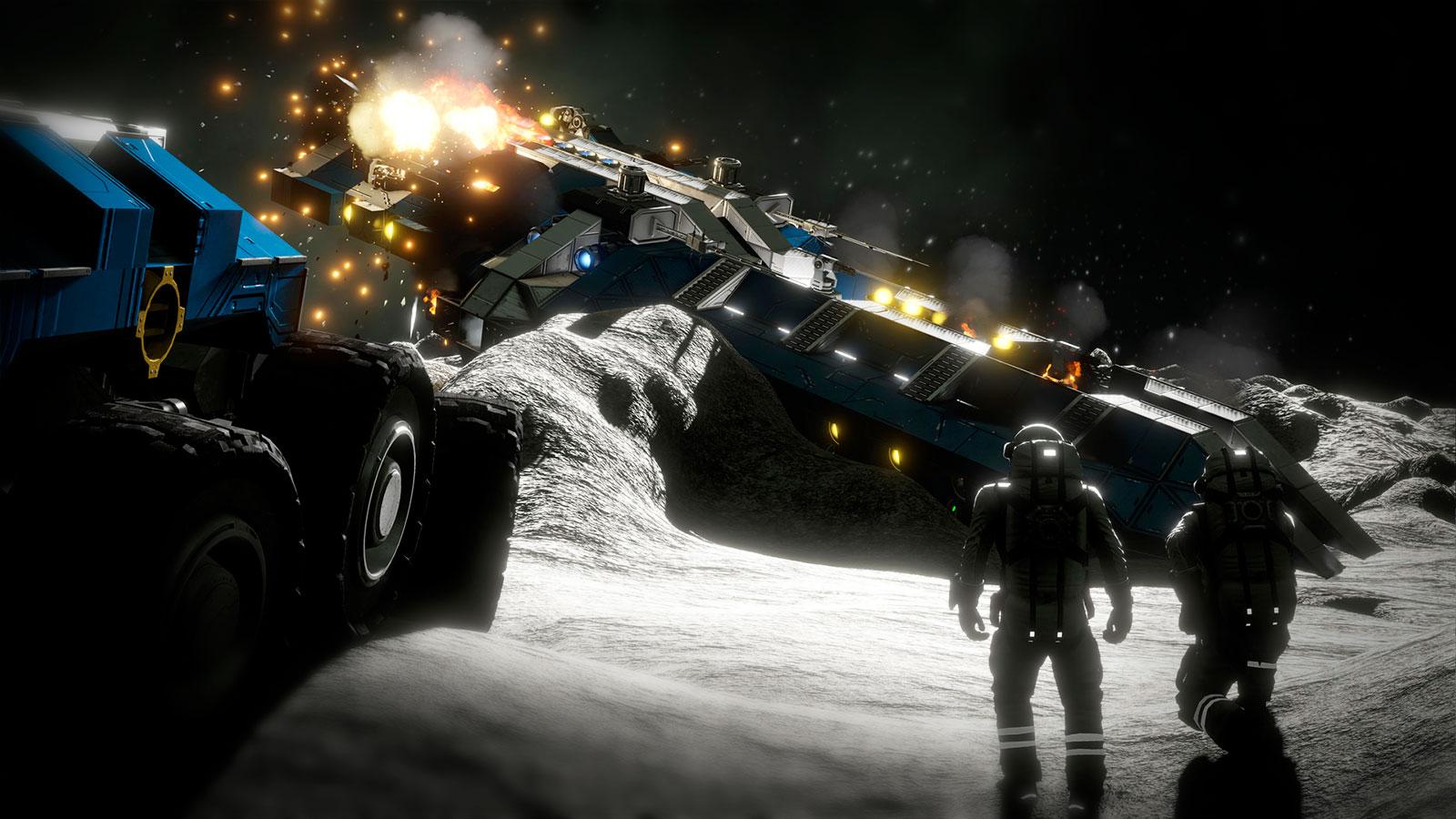 Space Engineers скриншот из игры