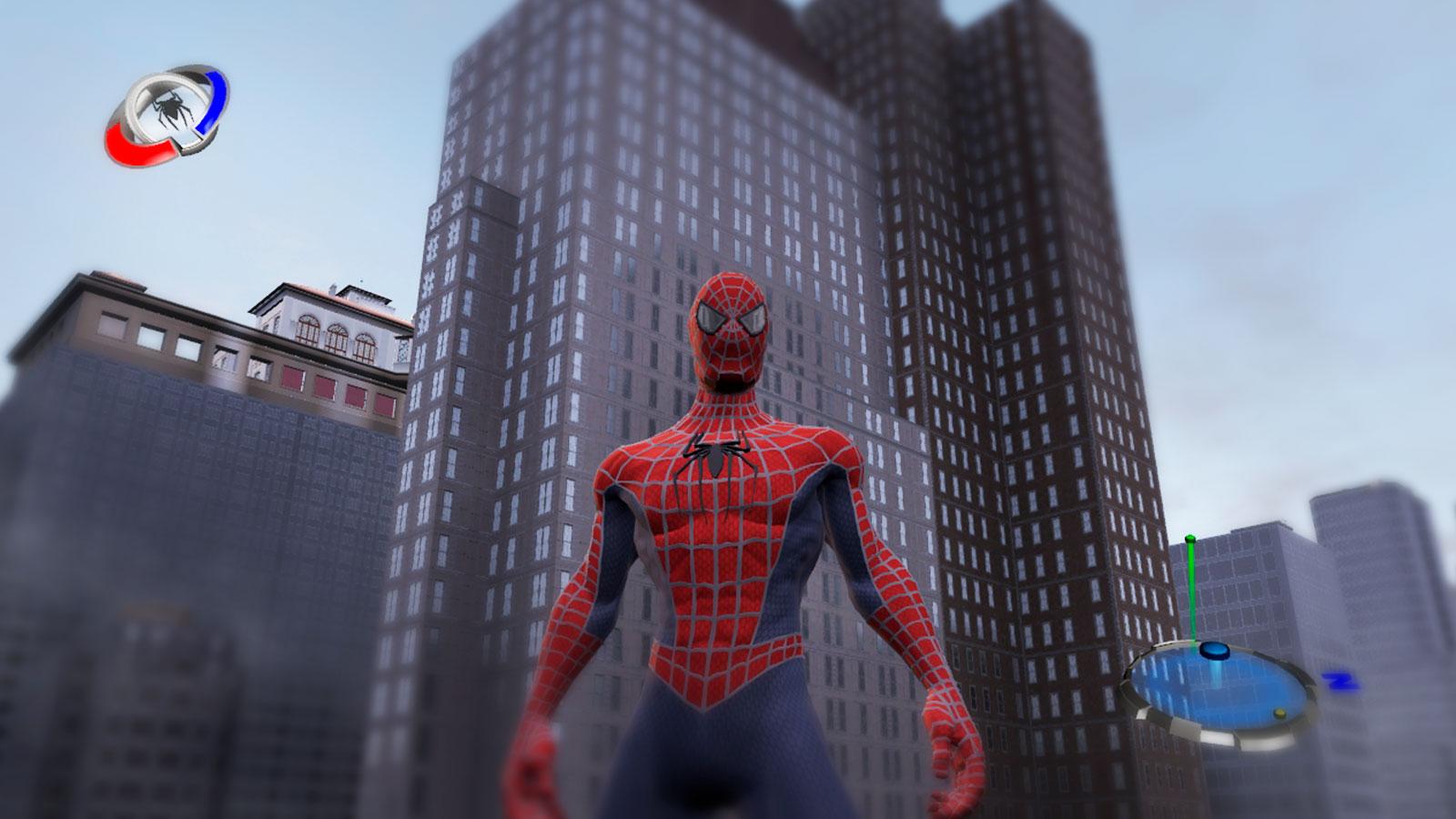 Приключения с человеком пауком