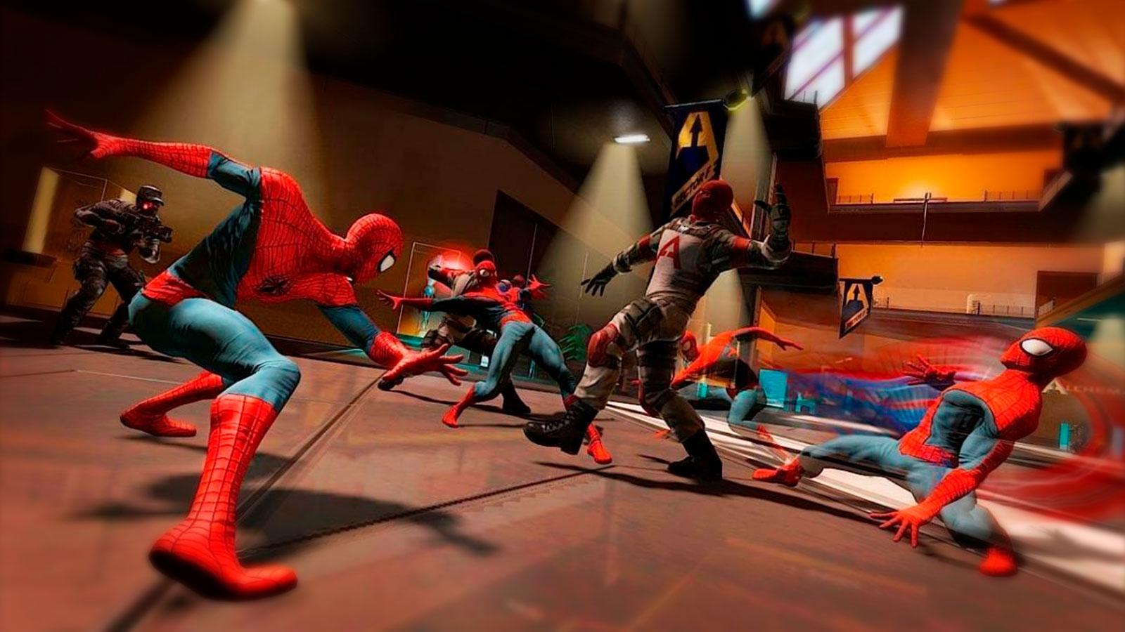 Враги Spider-man