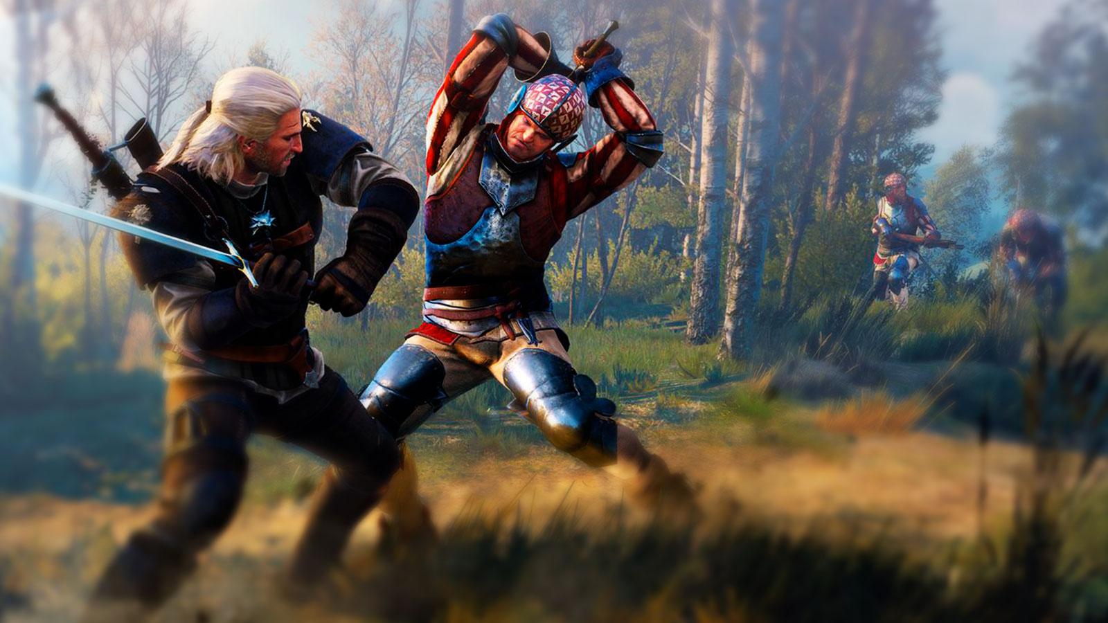 Ведьмак 3 Дикая охота игра для Xbox